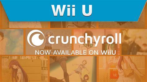 free anime update crunchyroll update adds free anime access nintendo