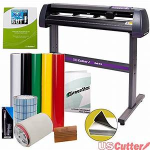 Best vinyl lettering machines of 2018 review for Vinyl letter cutting machine reviews