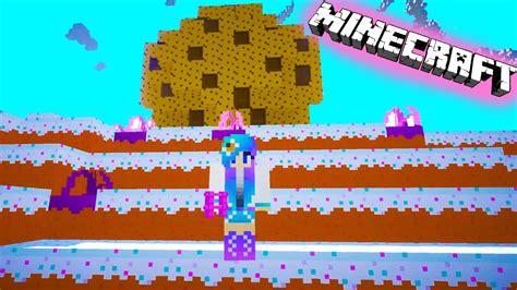 cookieswirlc plays minecraft candy sugar land gaming cake