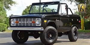 1974 Ford Bronco Gateway Classic Cars Orlando  556