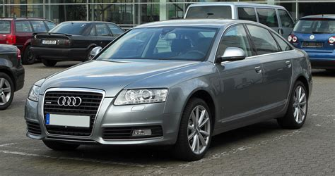 Audi A6 Picture by Audi A6 Pictures Information And Specs Auto Database