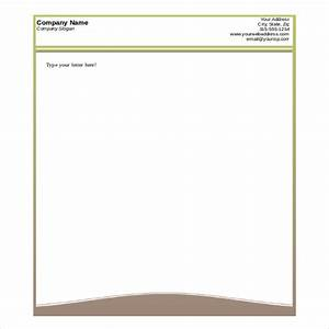 35 free download letterhead templates in microsoft word With free letterhead templates for mac