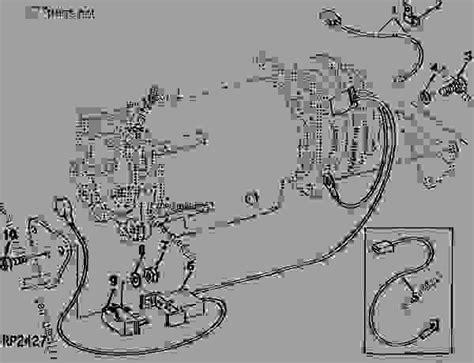 john deere  air conditioning wiring diagram somurichcom
