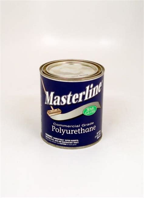 masterline polyurethane masterline oil based polyurethane wood floor finish semi gloss quart chicago hardwood flooring