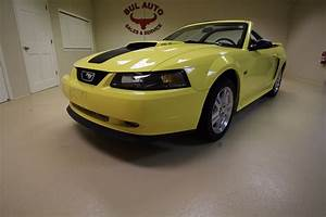 2001 Ford Mustang GT Premium Convertible Stock # 16280 for sale near Albany, NY | NY Ford Dealer ...