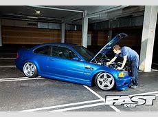 Tuned BMW E46 M3 Fast Car