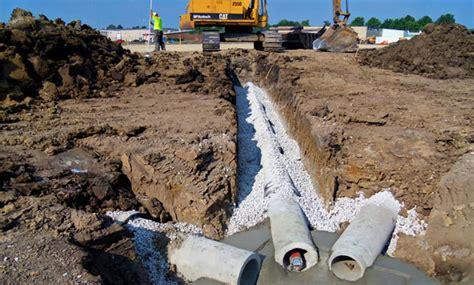 Complete Job Site Utilities   Pleasants Construction Inc.