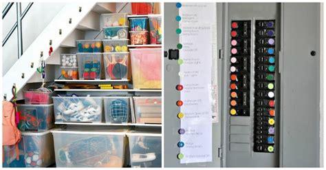 basement organization storage ideas tips for an organized basement