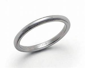 wedding bands mens white gold inofashionstylecom With white gold wedding ring men