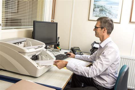 document scanning services quote archiving company
