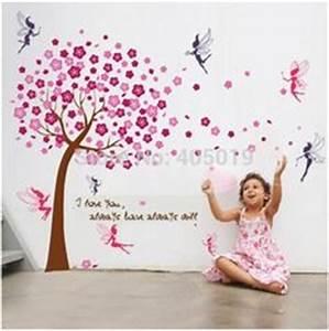 chambre filles sur pinterest stickers papillons et With déco chambre bébé pas cher avec livraison fleurs dom