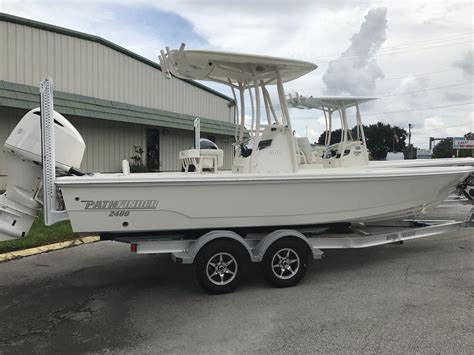 New Bay Boats For Sale Florida by 2018 New Pathfinder 2400 Trs2400 Trs Bay Boat For Sale