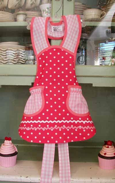 Girly Kitchen Aprons by Aprons