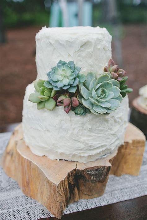 rustic tree stumps wedding cakes   country wedding