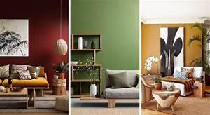 Couleur Peinture Tendance 2018 : tendance 2019 10 couleurs pour les murs du salon ~ Melissatoandfro.com Idées de Décoration