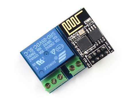 esp  relay module makerfabs
