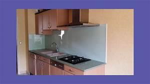 Pose Credence Verre : pose de cr dence de cuisine tarbes lourdes miroiterie ~ Premium-room.com Idées de Décoration
