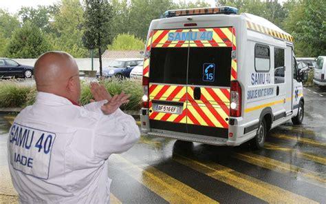landes la cpam tire sur l ambulance sud ouest fr