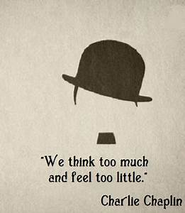 Charlie Chaplin Speech Quotes. QuotesGram