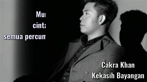 Kekasih Bayangan (official Lyrics)