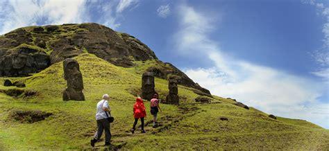 Easter Island Hiking