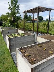Creation Potager Surélevé : cr ations jardin utilitaire auxylence entreprise et ~ Premium-room.com Idées de Décoration