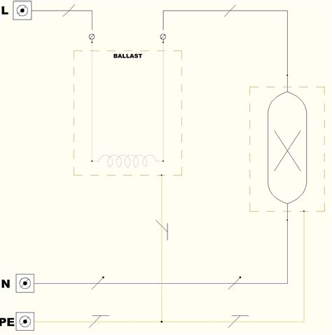 wiring diagram for mercury vapour light inspiring mercury vapor light wiring diagram images best