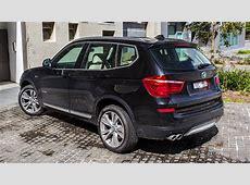 2015 BMW X3 Review xDrive30d photos CarAdvice