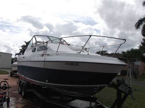 cabin boats for sale reinell 26 ft cabin cruiser boat for sale from usa