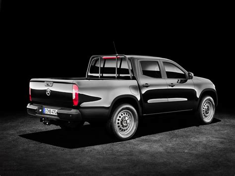 2018 Mercedes Benz X Class Can Be Had With Steelies And A
