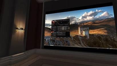 Virtual Desktop Vr Oculus Windows Rift Cinema