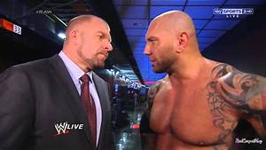 Batista Revealed His Anger Over Match Against The Undertaker