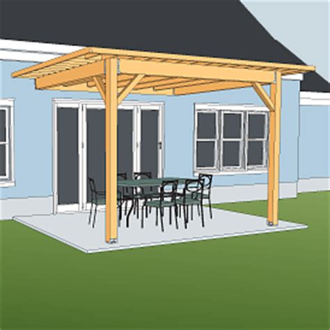 patio cover diy done right