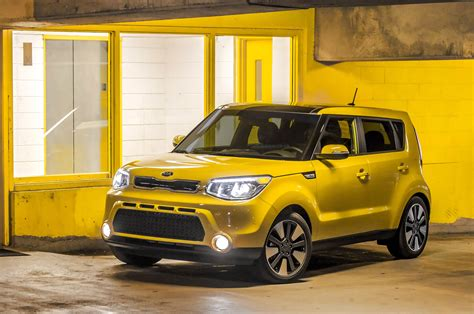 2016 Kia Soul Adds New Standard Features, Updated Packages