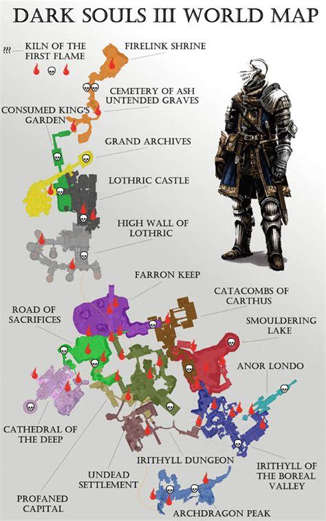maps dark souls  wiki