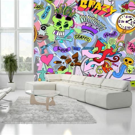 Graffiti Im Zimmer by 40 Coole Dekoideen Mit Graffiti Im Zimmer Archzine Net