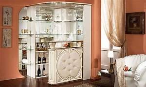 Wohnzimmer Mit Bar : wohnzimmer rossella tresen komp 3 ~ Michelbontemps.com Haus und Dekorationen