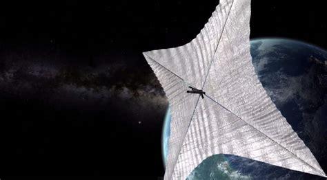 light sail energy lightsail spacecraft will flight by light wordlesstech