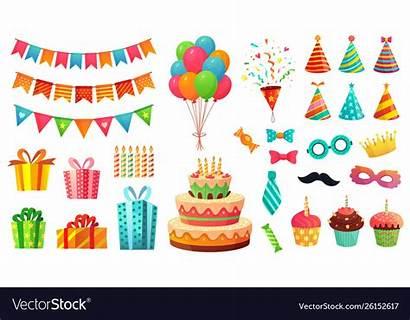 Birthday Decorations Cartoon Presents Gifts Decoration Balloons