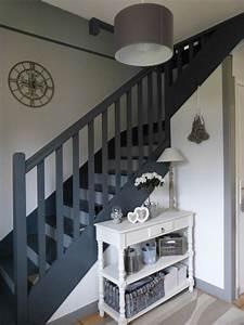 peindre escalier bois en gris myqtocom With peindre des escalier en bois 2 les 25 meilleures idees concernant escalier en bois peint