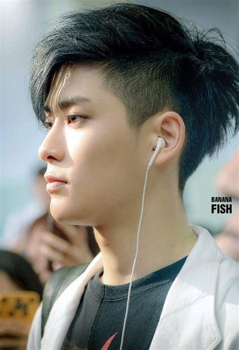 winsome korean hairstyles  men jaehyun korean men