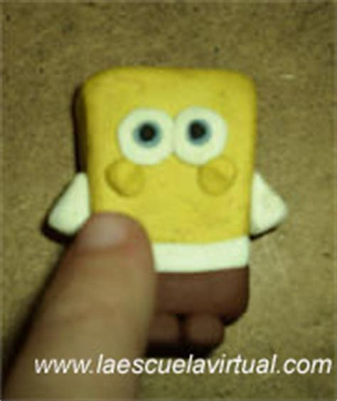 Bob esponja en plastilina(paso A paso) Taringa