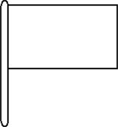 design your own flag template blank flag template clipart best