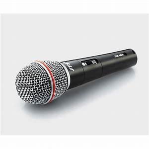 Dynamic Vocal Mic With Switch Inclu
