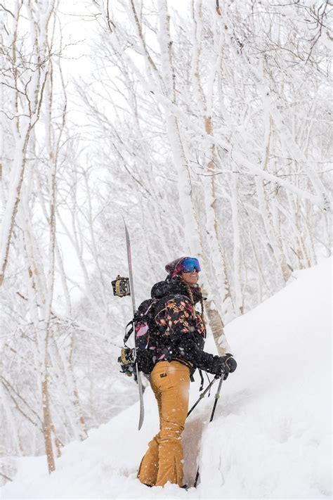Winter wonderland in 2020 Snowboarding gear