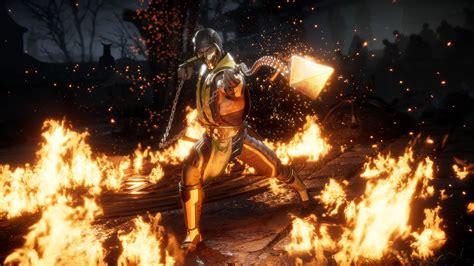 First Screenshots For Mortal Kombat 11 Have Arrived
