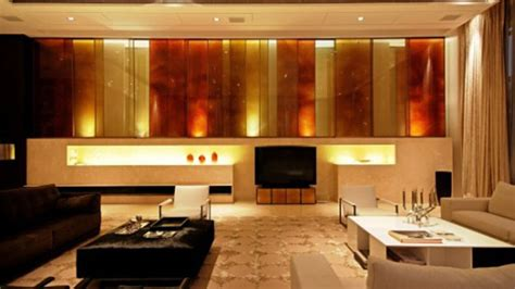 Creative Led Interior Lighting Designs