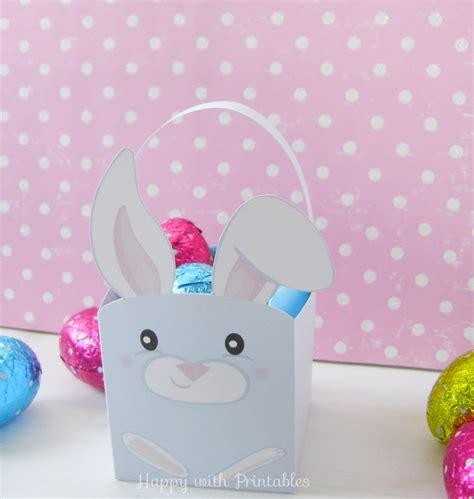 happywithprintables bunny box  printable