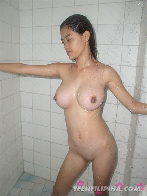Busty Asian Teen Soapy Massage In The Shower