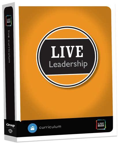 youth leadership curriculum christian leadership training